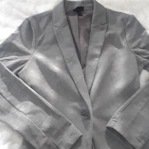 Suit one button jacket
